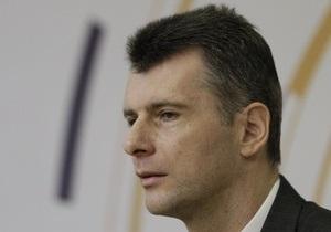 ЦИК РФ дала Прохорову три дня на ходатайство