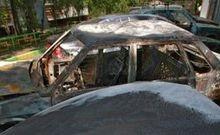 Московская ночь: сожжены четыре автомобиля