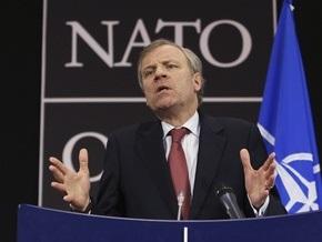 Схеффер: НАТО  будет учитывать позицию Москвы при дальнейшем расширении