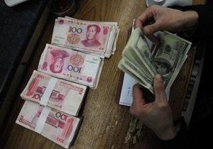 Инфляция в Китае выросла до трехлетнего максимума