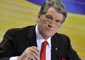 Ющенко уверен в проведении выборов президента согласно демократическим нормам
