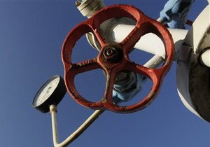 Правительство определило процедуру растаможивания 11 млрд куб. м газа RosUkrEnergo