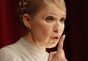 Тимошенко: Ющенко будет определяться после выборов