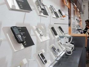 В Украине легальный импорт мобильных телефонов увеличился в пять раз