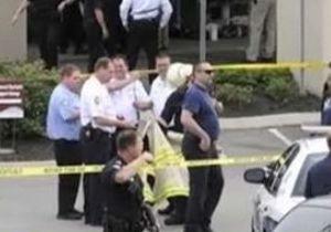 В США неизвестный открыл огонь в больнице