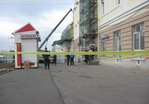 СБУ подозревает, что взрыв в центре Харькова был терактом