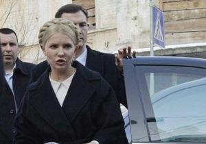 Тимошенко уведомила ГПУ о завышении вдвое стоимости реконструкции Олимпийского