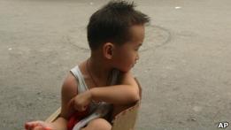 В Китае в 2011 году освободили 24 тыс. похищенных людей