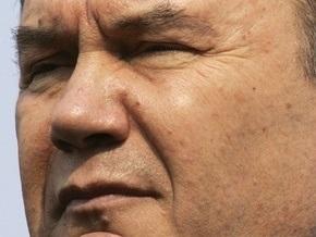 Янукович: Новый президент должен поставить всех на место