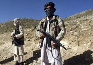 В Афганистане убили около 30 боевиков