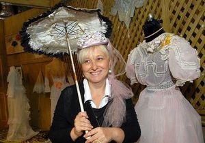В Киеве открывается выставка старинных платьев
