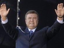 Янукович грозится заблокировать Раду