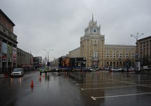 В центре Москвы эвакуируют автомобили