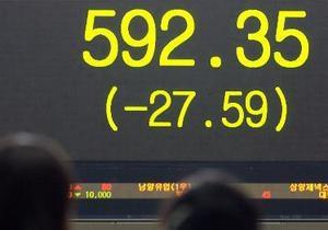 Украинские фондовые площадки закрыли день в переменчивом ключе