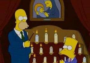 Ватиканская газета назвала Гомера Симпсона настоящим католиком