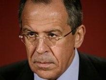 Лавров: Грузия не способна к диалогу с Россией из-за затягивания в НАТО