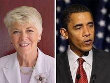 Сторонница Клинтон, обидевшая Обаму, ушла в отставку