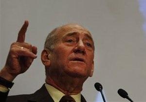 В Израиле возобновился суд над бывшим премьер-министром
