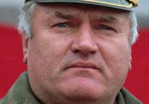 Младич попросил сербов не устраивать кровопролития из-за его ареста