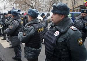 В воскресенье в Москве пройдет Марш против подлецов