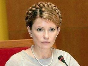 Тимошенко: Цены на газ для промпотребителей будут ежемесячно корректироваться