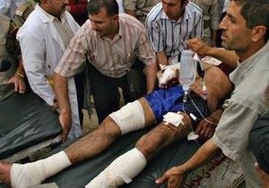 В Ираке смертник подорвал полицейский пост: десятки погибших и пострадавших