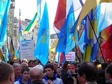 Коммунисты и регионалы Львова протестуют против требования запретить ПР и КПУ