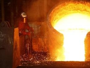 Украинские металлурги увеличивают объемы производства