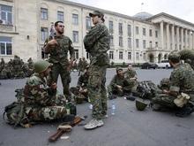 Грузинскую армию пополнили 50 эстонских добровольцев