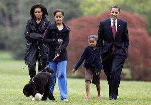В школе, где учатся дочери Обамы, была проведена эвакуация