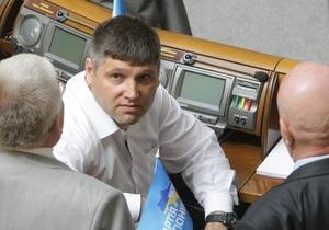 Представитель Януковича заявил, что весной украинцы должны выбрать новую Раду