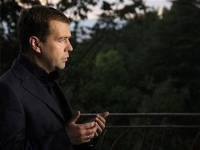 Медведев подвел итоги первого года в Сети