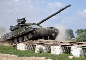 Украина и Румыния начали совместные военные учения