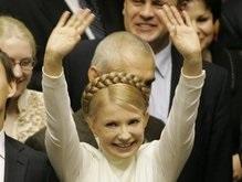 Парламент не сумел отправить Тимошенко в отставку
