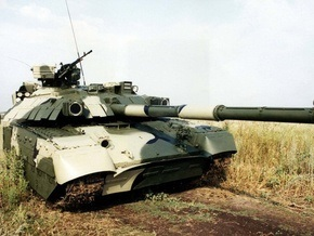 Военные завершают испытания украинского танка Оплот