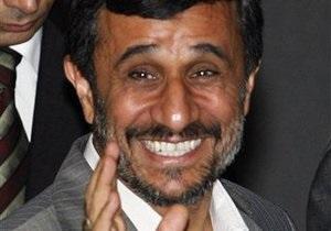 Выступление Ахмадинеджада в Нью-Йорке не обошлось без скандала