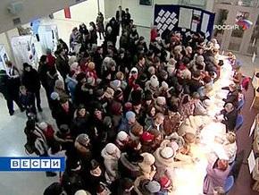 Сегодня в России - большой избирательный день