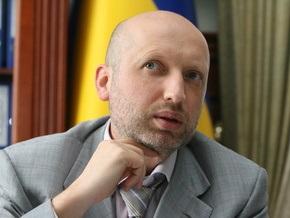 Турчинов поручил срочно снизить ставку транспортного сбора
