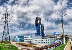 Стирол - Горловка - авария - аммиак - Мэр Горловки поручил экологам замерить выбросы в атмосферу после аварии на Стироле