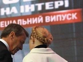 Криль просит парламент изучить информацию о давлении Тимошенко на Интер