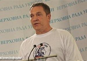 Регионалы решили опубликовать законопроект о языках в Голосе Украины