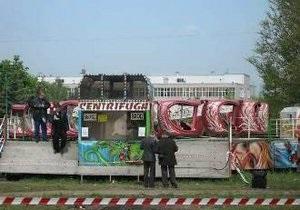 В Луганске вынесен приговор арендатору карусели, на которой погибли двое человек