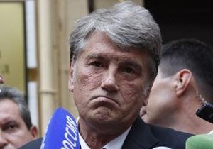 Ющенко: Ежегодно для реализации языкового закона будет выделяться 13-17 миллиардов гривен