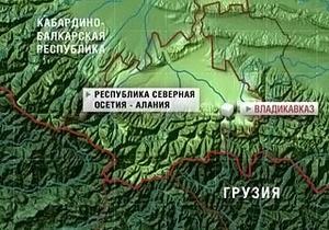 Во Владикавказе в автомобиле военнослужащего МВД сработало взрывное устройство
