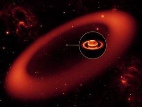 Ученые обнаружили вокруг Сатурна самое большое кольцо в Солнечной системе