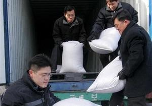 Китай направит экстренную помощь Северной Корее