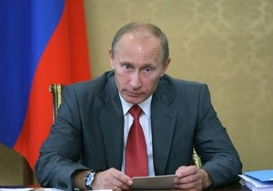 Путин приедет в Киев