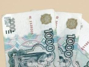 В январе зарплата по России снизилась на 25%
