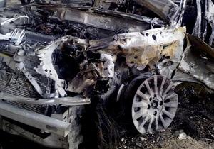 В Швеции в результате ДТП погиб гражданин Украины, трое госпитализированы