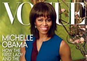 Мишель Обама появится на обложке Vogue